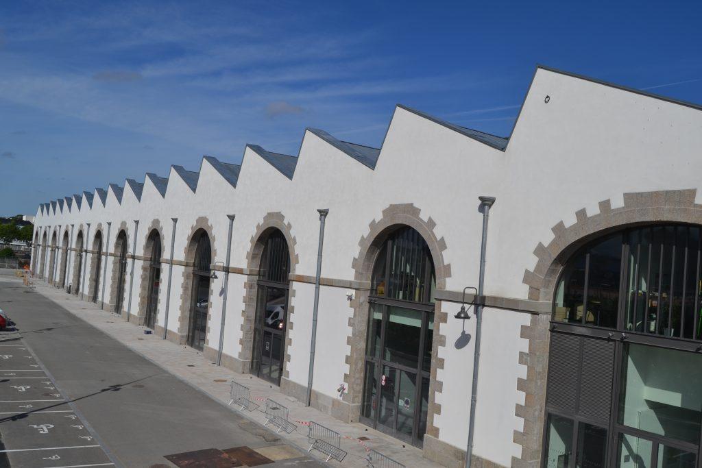 Photo de l'extérieur des Ateliers des Capucins