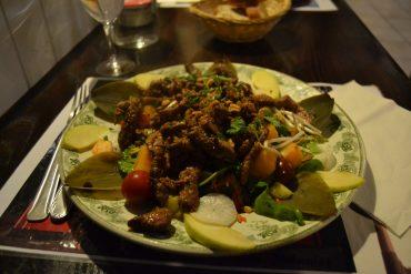 Photo de la salade